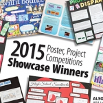 2015 Poster, Project Competitions Showcase Winners