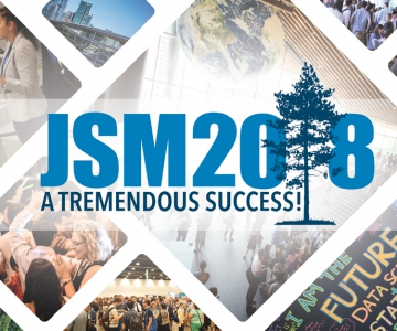 JSM 2018: A Tremendous Success!