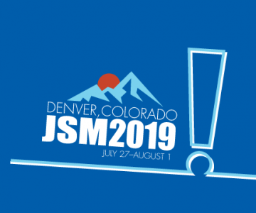 Submit a Late-Breaking Proposal for JSM 2019