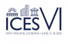 Proposals, Abstracts Sought for ICES VI