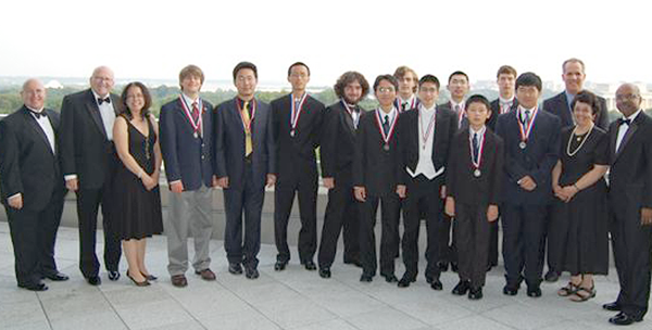 High-School Students Honored | Amstat News