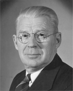 Harry C. Carver (on the faculty at Michigan from 1916–1960)