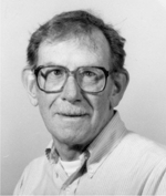 Bill Ericson, chair (1969–1977), retired in 1995.