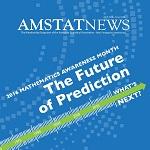April Amstat News 2016