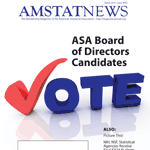 March Amstat News 2014