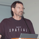 As part of his introductory overview lecture, Noel Cressie discusses spatial statistical thinking.