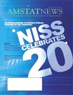 November Amstat News 2010