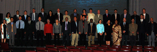 Forty-eight ASA members received the honor of Fellow in 2012.