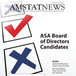 March Amstat News