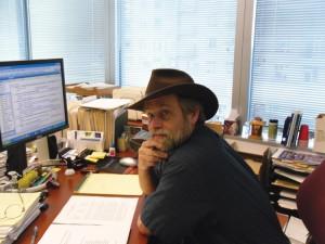 Lester (Randy) Curtin, December 2009