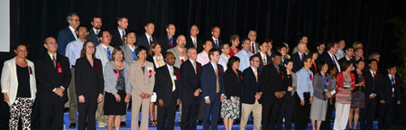 Fifty-nine ASA members received the honor of Fellow in 2013.