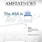 January Amstat News 2014