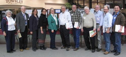 Ann Arbor, Detroit Chapters Judge Science Fair | Amstat News