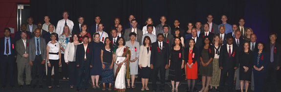 Sixty-three ASA members received the honor of Fellow in 2014.
