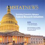 JULY Amstat News 2014