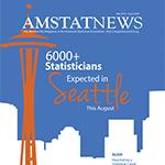 May Amstat News 2015