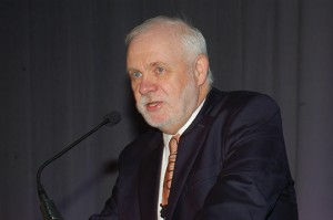 Rod Little gives the Fisher Lecture in 2012.