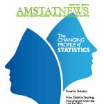 September Amstat News 2015