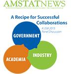 January Amstat News 2016