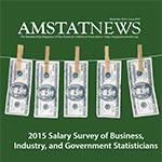 November Amstat News 2016