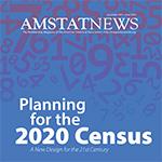 December Amstat News 2015