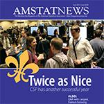 April Amstat News 2015