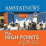 October Amstat News 2015
