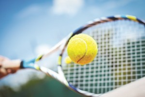 """Thinkstock photo. The March issue of JQAS features an article asking: """"Is There a Pythagorean Theorem for Winning in Tennis?"""""""