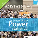 October Amstat News 2016