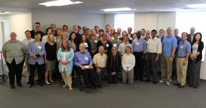 More than 40 department chairs from more than 25 states attended a workshop at the ASA headquarters.