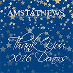 February Amstat News 2017