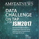 January Amstat News 2017