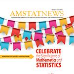 April Amstat News 2017