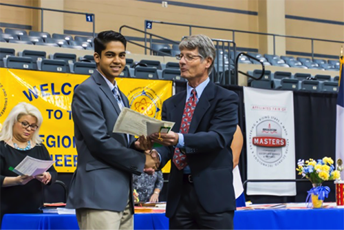 "Third Place and $50 Isuru Somawardana, Keystone Upper High School  ""Utilizing Cardiac and Pulmonary Function to Power a Pacemaker"""