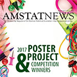 August Amstat News 2017