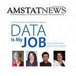April Amstat News 2018